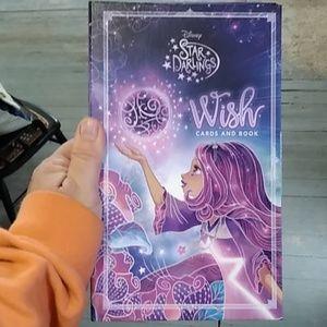 Disney star darlings wish cards and book